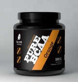 PURE BCAA 2:1:1 500g Orange