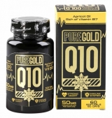Pure Gold Q10 - 60 гел капсули