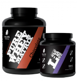 PURE WHEY MATRIX + L-GLUTAMINE