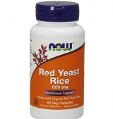 Red Yeast Rice 600 мг / 60 капсули