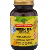 SFP Green Tea Leaf Extract, 60 vcaps