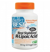 Stabilized R-Lipoic Acid 100 мг / 60 капсули