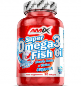 Super Omega3 Fish Oil 90 гел капсули