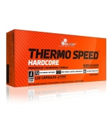 Thermo Speed Hardcore / 120 капсули