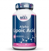 Time Release Alpha Lipoic Acid 300 мг / 60 табпетки