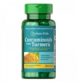 Turmeric Curcumin Standardized Extract 500 mg 30caps