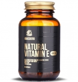 Vitamin E 400IU Natural 60 гел капсули