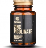 Zinc Picolinate 15 мг - High Absorption 60 капсули