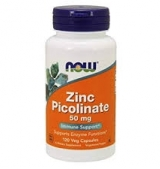Zinc Picolinate 50 мг / 60 капсули