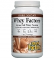 NATURAL FACTORS 100% Natural Whey Protein / Double Chocolate