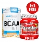 PROMO 1+1 FREE BCAA 8:1:1 300 г / 55 дози + Creatine Monohydrate Powder 500 г / 100 дози