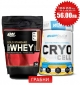 PROMO 1+1 FREE EVERBUILD CRYO CELL + ON 100% WHEY GOLD STANDARD