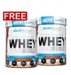 PROMO 1+1 FREE Ultra Premium Whey Build 454 гр