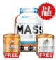PROMO 1+2 FREE Mass Build + Charge Pre-Workout + Creatine