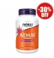 NOW  ADAM™ Superior Men's Multiple Vitamin / 120  таблетки