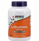 NOW L-Ornithine 500 мг / 120 капсули