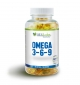 HS LABS Omega 3-6-9 90 гел капсули