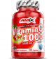 AMIX NUTRITION  Vitamin C /with Rose Hips/ 1000 мг / 100 капсули