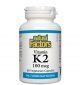 NATURAL FACTORS Vitamin K2 100 мг / 60 капсули